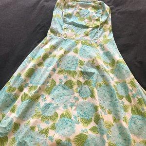Delia's Stepford Wife Hydrangea Dress